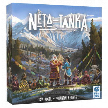 Test: Neta-Tanka