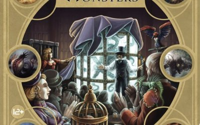Test: Carnival of Monsters