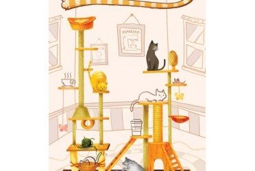 Test: Cat Café