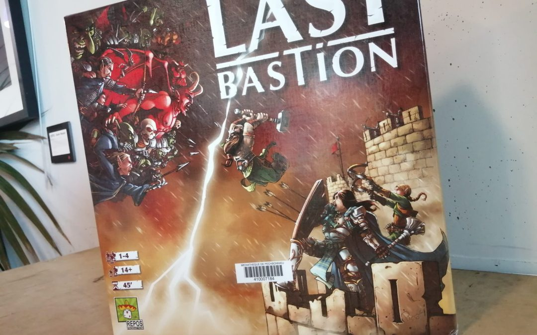 Test: Last Bastion