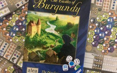 Test: Les Châteaux de Bourgogne Le Jeu de Dés