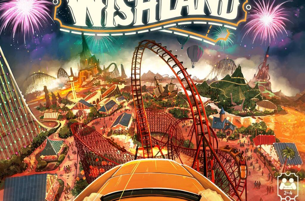 Kickstarter: Wishland