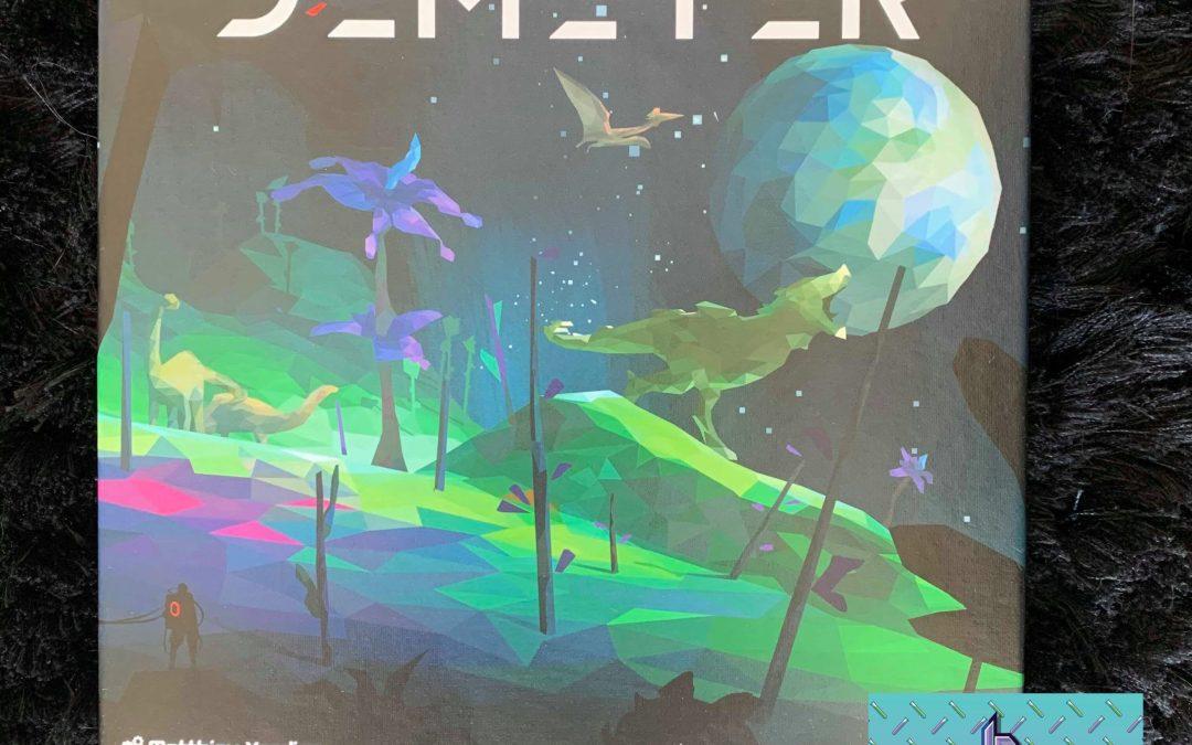 Test: Demeter