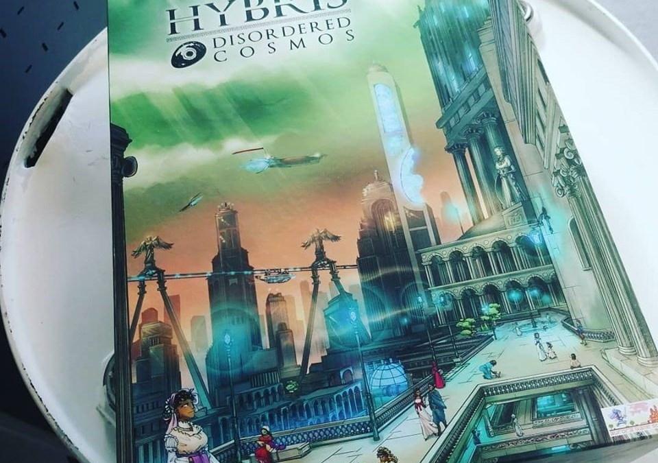 Kickstarter: Hybris Disordered Cosmos