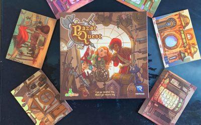 Test: Bazar Quest