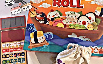 Test: Sushi Roll