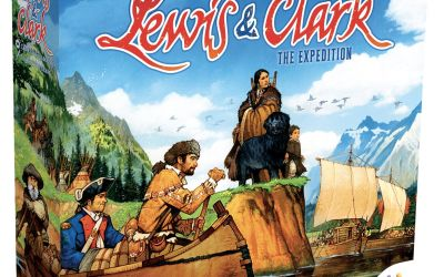 Test: Lewis & Clark