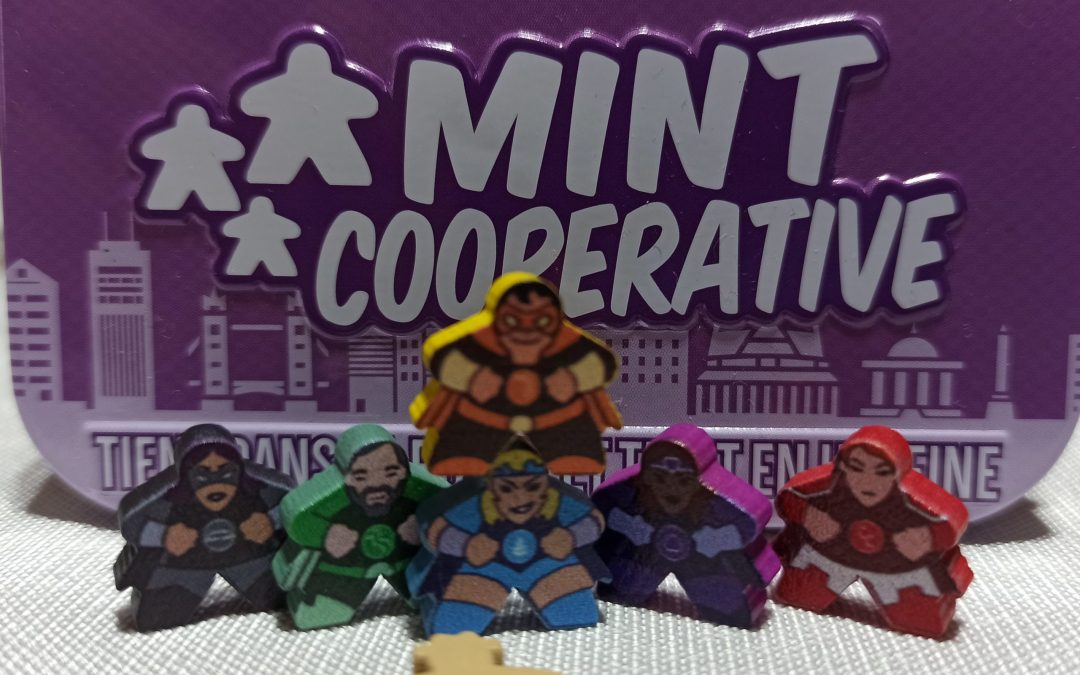 Test: Mint Cooperative