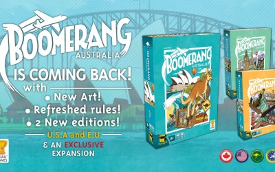 Test: Boomerang Collection