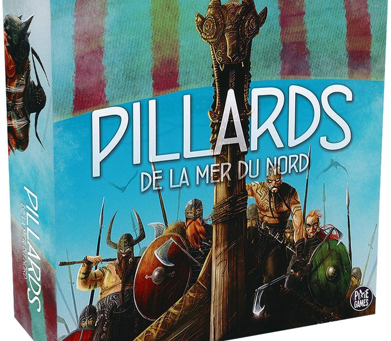 Test: Pillards de la Mer du Nord