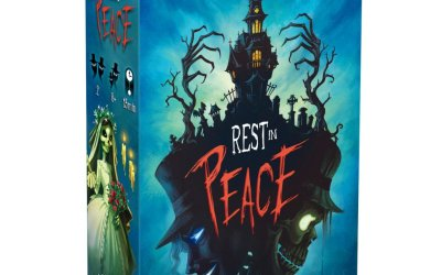 Interview-Test: Rest in Peace