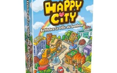 Interview-Test : Happy City