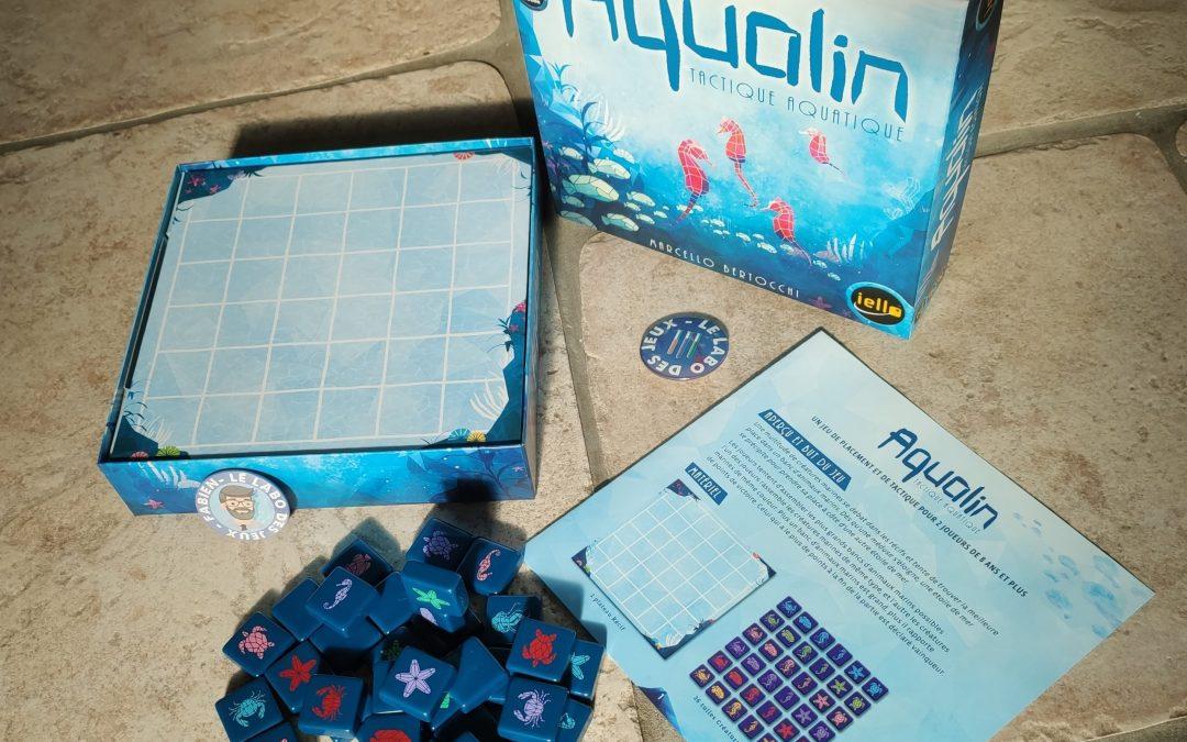 Test : Aqualin