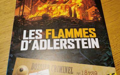 Les Flammes d'Adlerstein