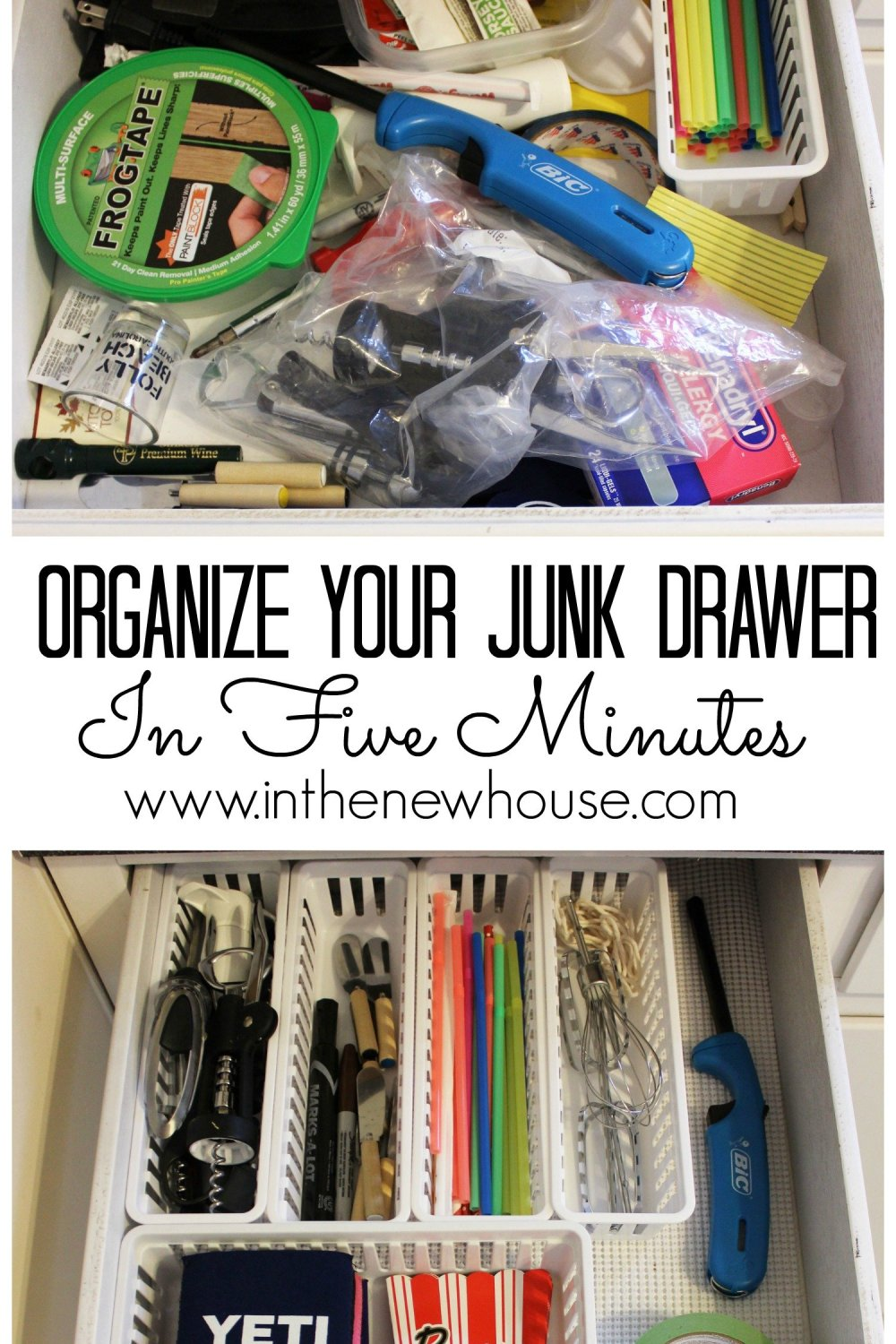 It All Started With The Junk Drawer