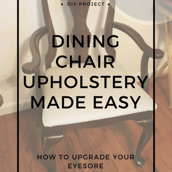 chair upholstery tips