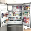 Lela Burris Organized-ish organized refrigerator