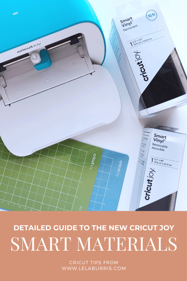 Cricut Joy smart vinyl faqs