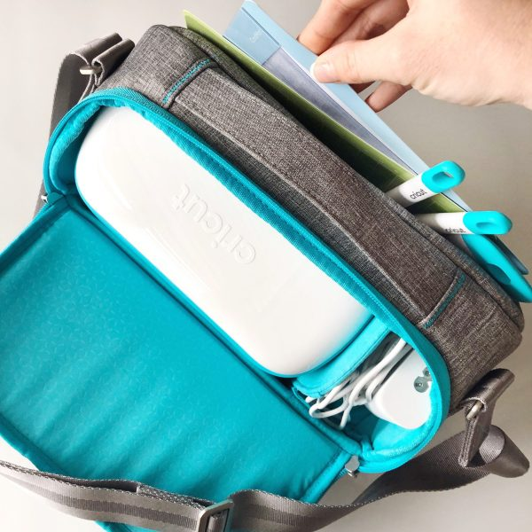 Cricut Joy travel storage bag