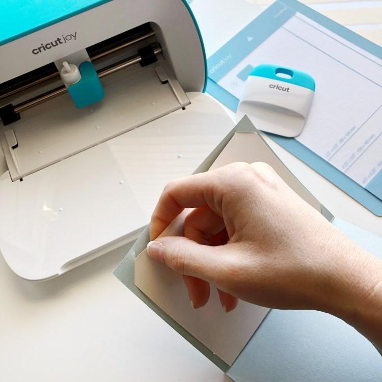 Cricut Joy card insert kits
