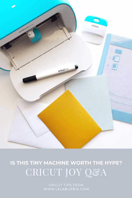 Cricut Joy questions answered