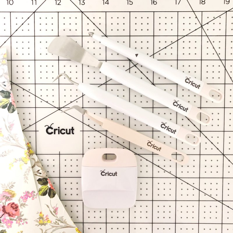 cricut basic tool guide