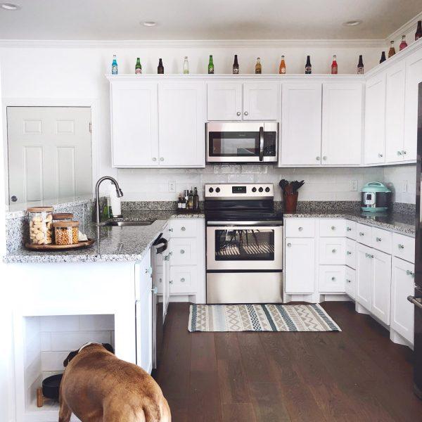 prep kitchen for thanksgiving