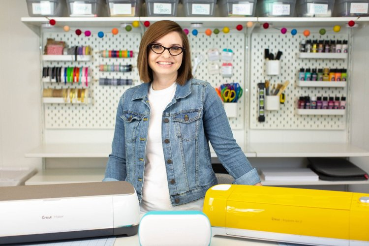 Lela Burris craft organization tips