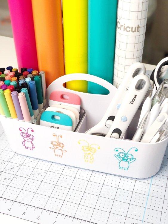 cricut tool organizer DIY