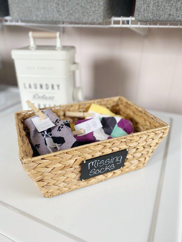 mateless sock storage tips