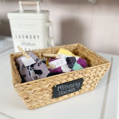mateless sock storage tips