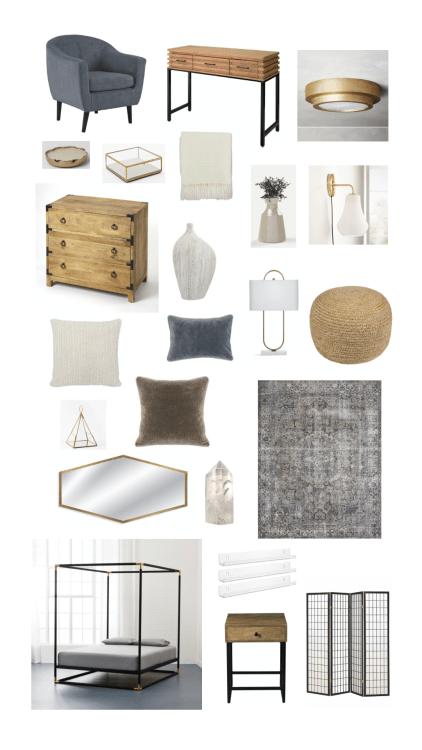 bedroom design plan Organized-ish