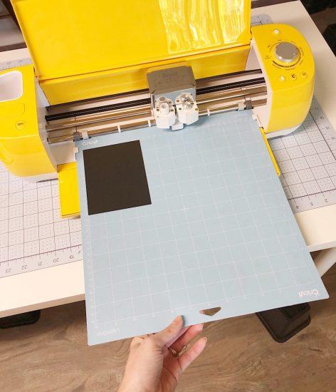 what is a cricut machine mat