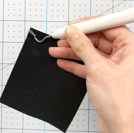 weeding vinyl tips