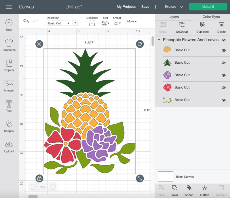 cricut design space tips for beginners