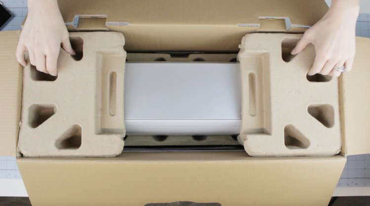 unbox cricut maker 3