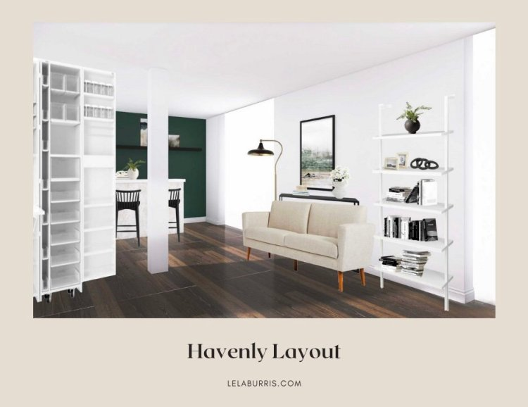 Havenly or modsy best layout
