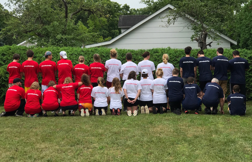 Leland Lodge | Lodge Olympics | 2017 Leland Lodge Staff