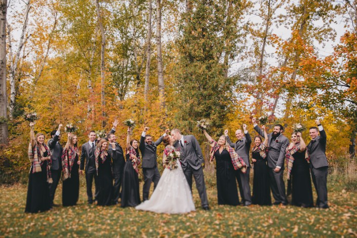 Leland Lodge Wedding | Lemon Moon Photography | Leland Wedding Venue
