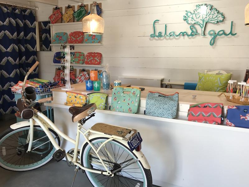 Leland Gal | Leland Lodge | Bike Fishtown Leland | Leland MI