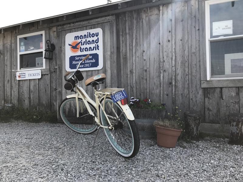 Manitou Transit | Fishtown Leland