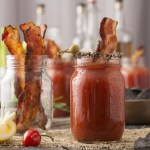 Bacon| Bloody Mary Bar | Leland Lodge | Fishtown MI