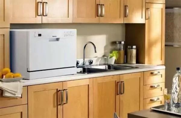 mini lave vaisselle le compact dans