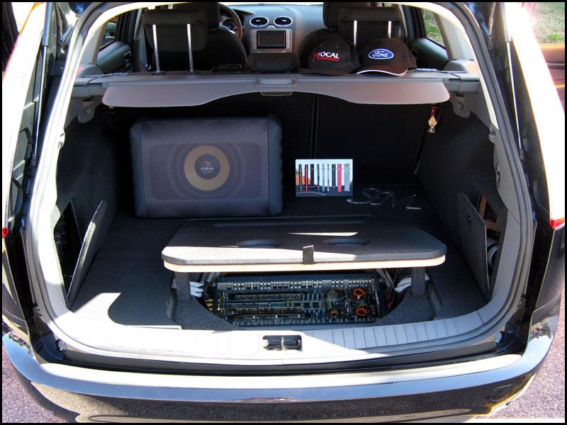 Ford Focus baule