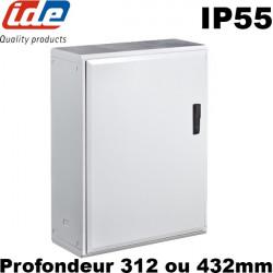 Coffret Lectrique Polyester Tanche IP66 50 HT Livr