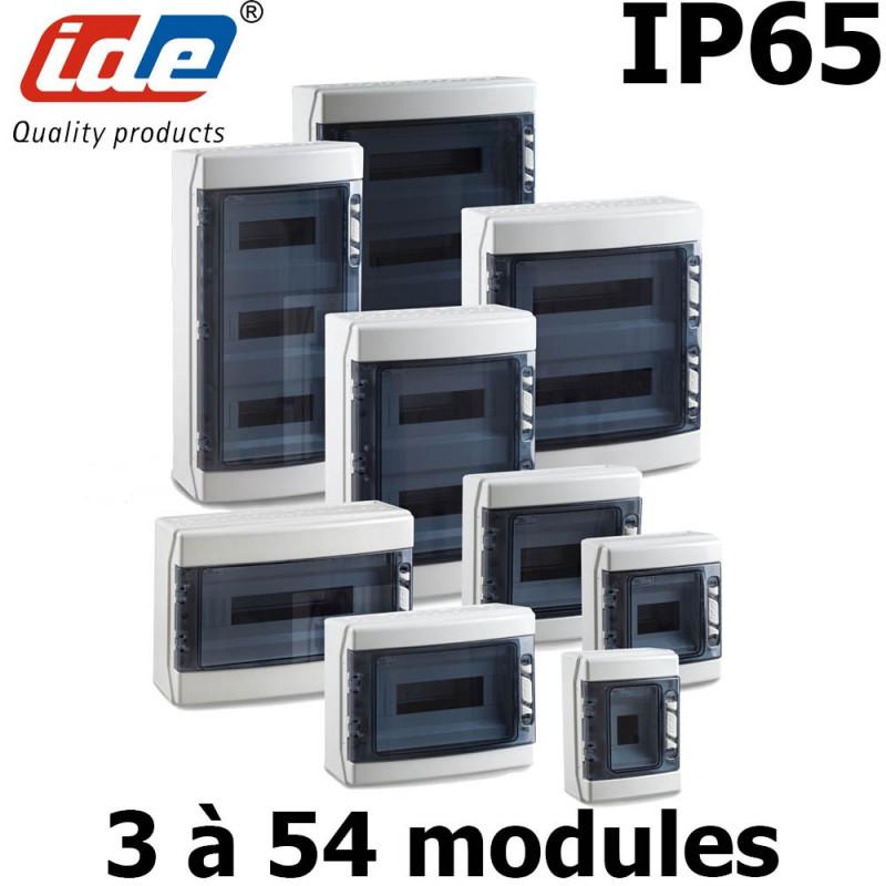 Coffret Lectrique Tanche IP65 IDE Ecology
