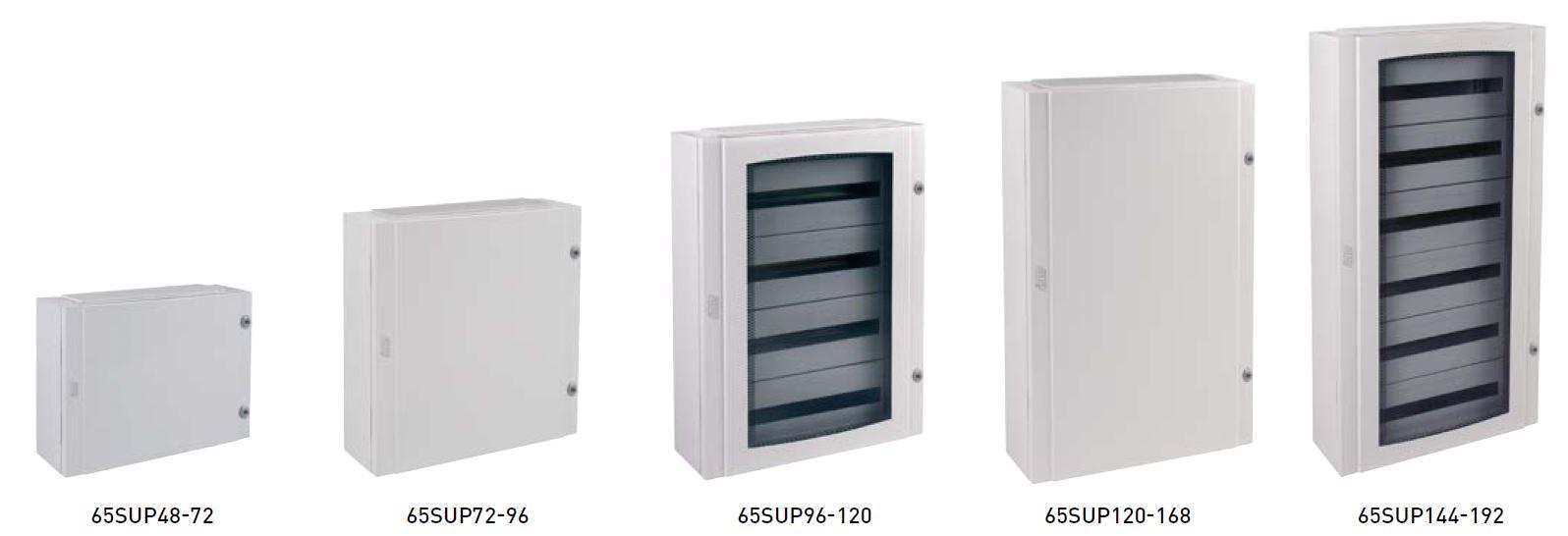 les differentes versions de l armoire electrique etanche atlantic ip65
