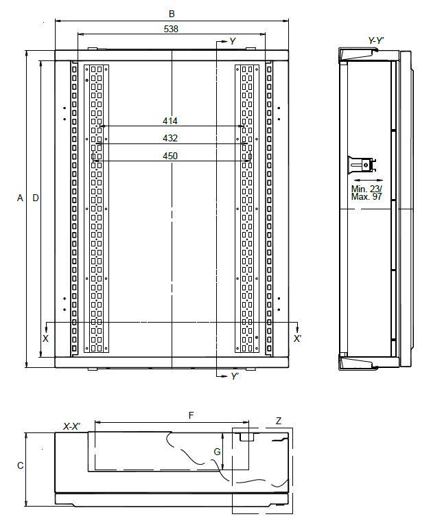 Armoire De Distribution En Mtal Armoire Lectrique IDE