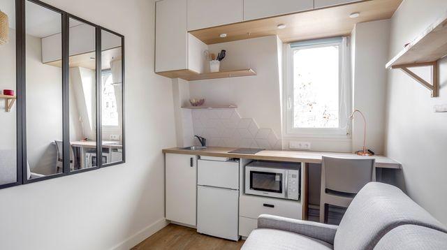 kitchenette-chambre-electromenager
