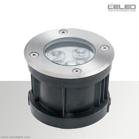 led inground lights 3w china